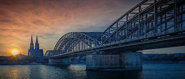 Köln Autoschild