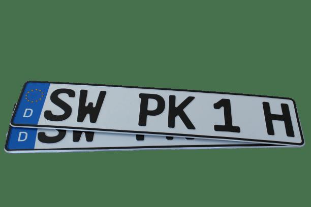 H-Kennzeichen online bei premium Kennzeichen bestellen